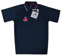 Boston Red Sox Majestic MLB Change Up Men's Polo Shirt Big &