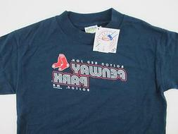 Boston Red Sox MLB Fenway Park Stadium Youth Kids M 5-6 Genu