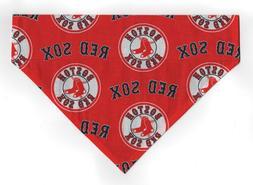 Boston RED SOX MLB Pet Dog Bandana Scarf Major League Baseba