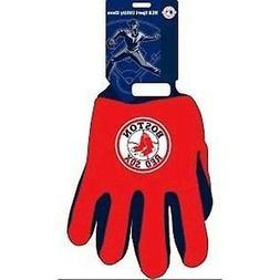 Boston Red Sox MLB Utility Gloves Football Work Grip