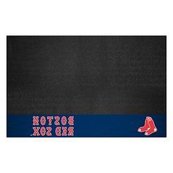 IFS - Boston Red Sox MLB Vinyl Grill Mat
