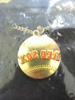 Boston Red Sox Necklace & Pendant