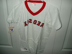Boston Red Sox  NWT AL buttondown or pullover jersey license