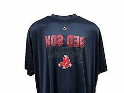 Boston Red Sox Performance Wear T-Shirt, Majestic MLB Men's