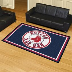 Boston Red Sox Plush Area Rugs 4 Sizes