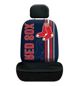 Boston Red Sox Rally Design Seat Cover  MLB Car Truck Seatbe