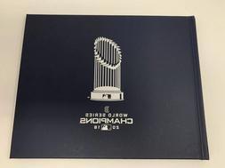 Boston Red Sox Season Ticket Holder 2018 World Series Champi