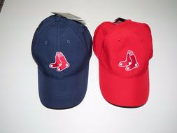* Boston Red Sox Socks Logo MLB Nike Baseball Golf Hat Cap V