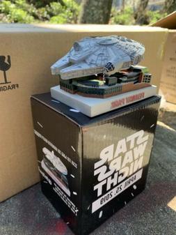 Boston Red Sox Star Wars Millennium Falcon SGA Bobblehead Re