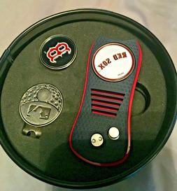 boston red sox switchblade golf divot tool