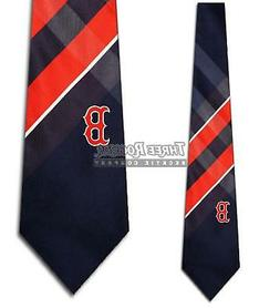 Boston Red Sox Ties FREE SHIPPING Mens Red Sox Necktie Licen