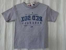 Boston Red Sox TODDLER/YOUTH Majestic 'Property Of' TShirt-