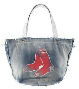 Boston Red Sox Vintage Tote Purse  MLB Clutch Bag Backpack W