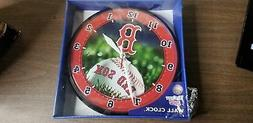 Boston Red Sox Wall Clock WinCraft 12 in.