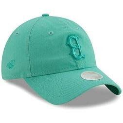 Boston Red Sox New Era Women's Blue Tint Core Classic 9TWENT