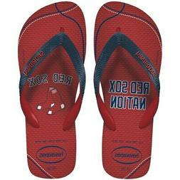 Boston Red Sox Havaianas Women's Top Sandals