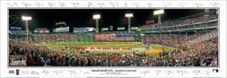 Boston Red Sox WORLD SERIES 2018 Panoramic POSTER Print w/26