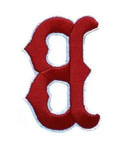 Boston Red Sox World Series MLB Baseball Embroidered Iron On