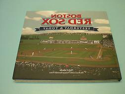 BOSTON RED SOX YESTERDAY & TODAY BOOK