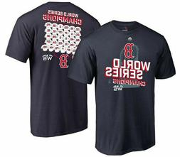 Boston Red Sox Youth Boys 2018 World Series Champs Roster T-