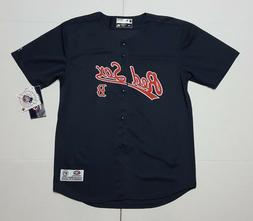 boston red sox youth boys button up