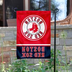Boston Red Sox Garden Flag and Yard Banner