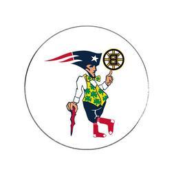 Boston Sports Red Sox Bruins Patriots Celtics Golf Ball Mark