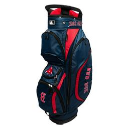 BRAND NEW Team Golf MLB Boston Red Sox Clubhouse Cart Bag