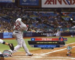 David Ortiz Boston Red Sox 500th MLB Home Run Unsigned 8x10