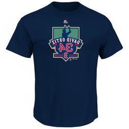 David Ortiz T-Shirt Boston Red Sox MLB Final Season Boys You