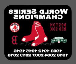 Item#207 Boston Red Sox Championship Banner Mouse Pad