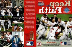 Keep The Faith Boston Red Sox 2004 World Series Champions Bo