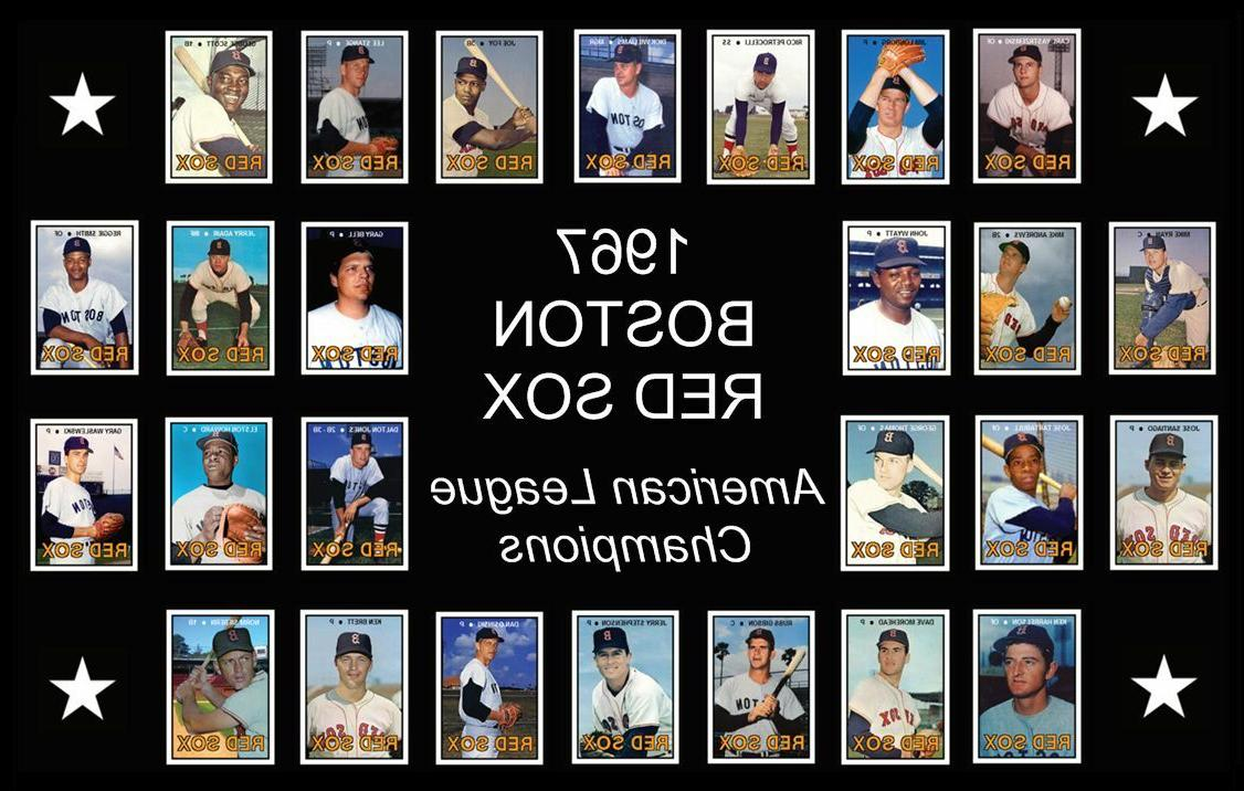 1967 boston red sox world series team