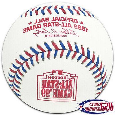 1999 mlb all star official game baseball