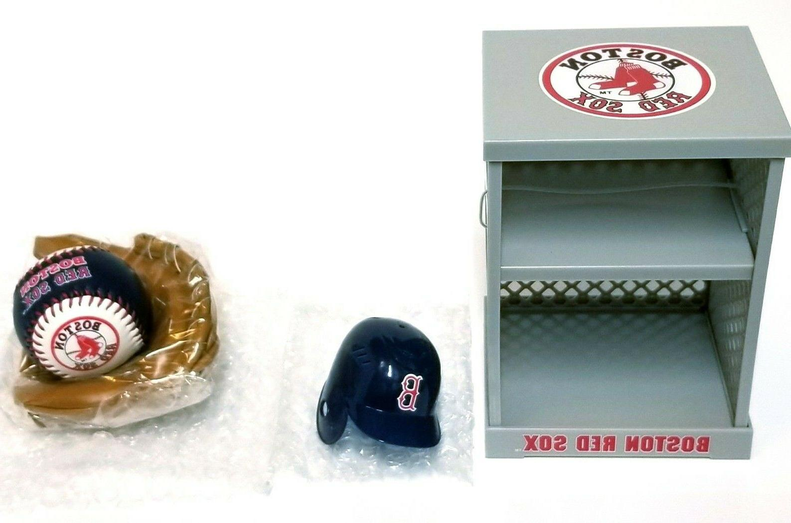 2006 Boston Sox Mini Locker w/ HTF