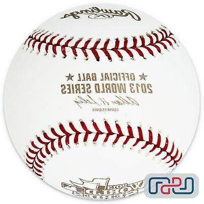 Rawlings Series Boston Red Sox - Boxed