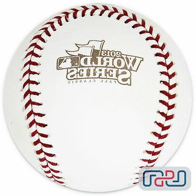 2013 official world series mlb game baseball
