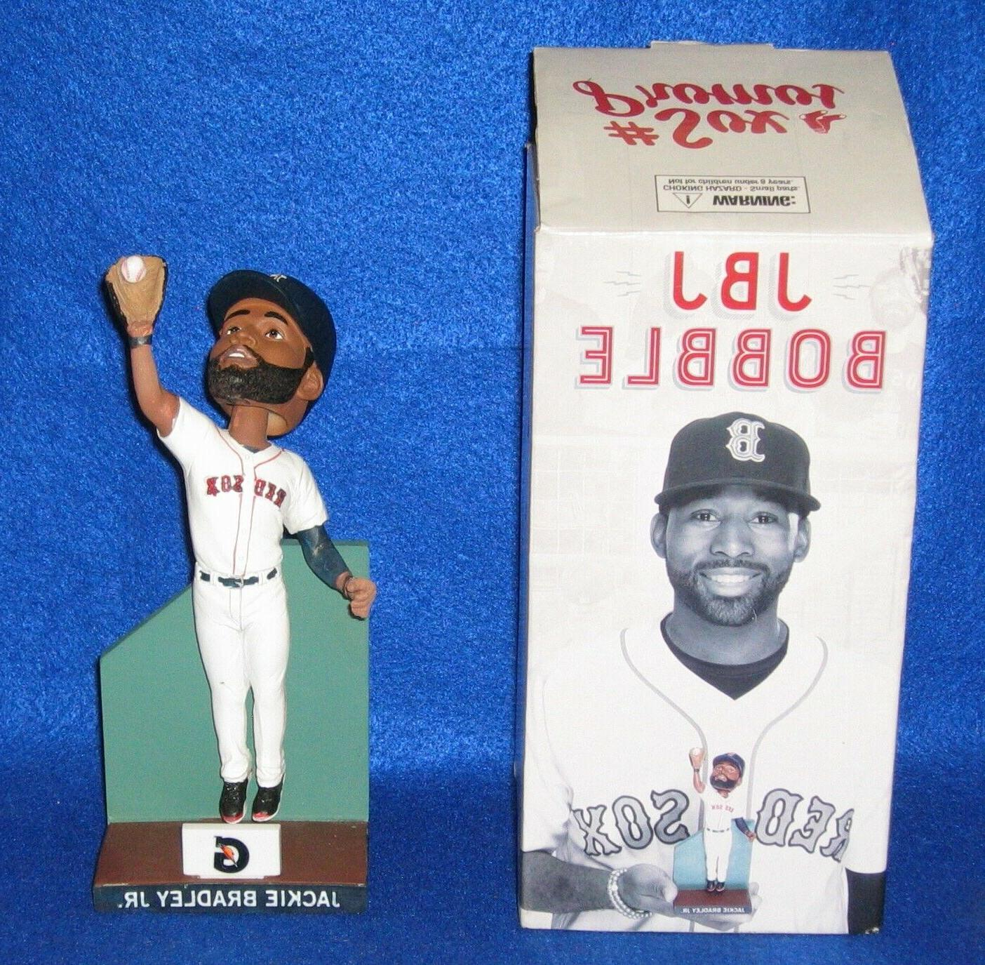 2018 jbj jackie bradley jr boston red
