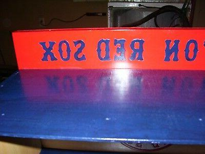 Bobble display Boston Handcrafted Pinewood sock