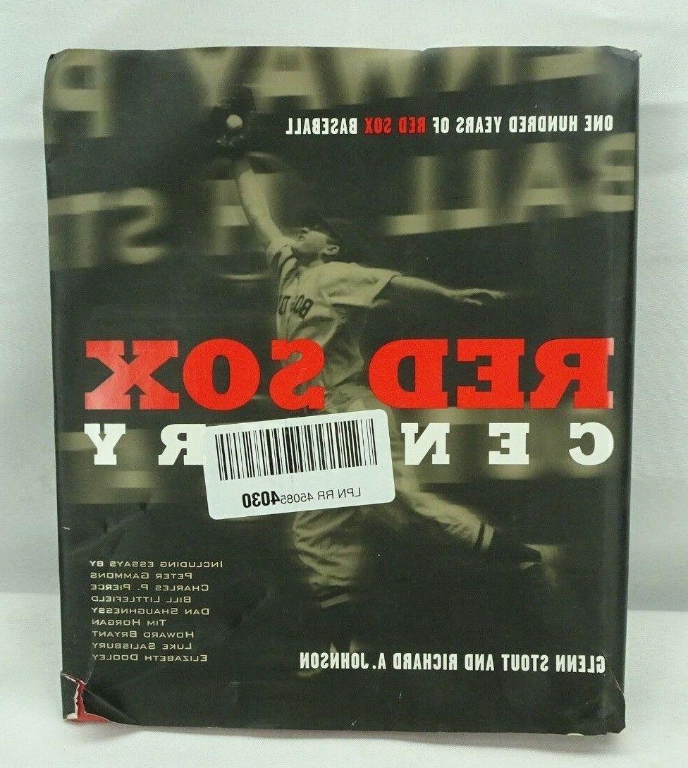 boston red sox 2000 century hardcover book