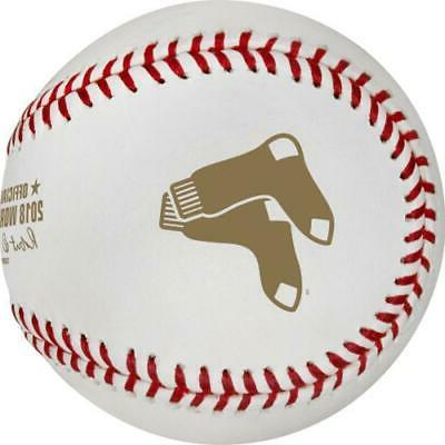 Boston Red Sox MLB World Series Logo