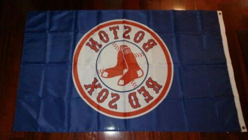 boston red sox 3x5 flag us seller