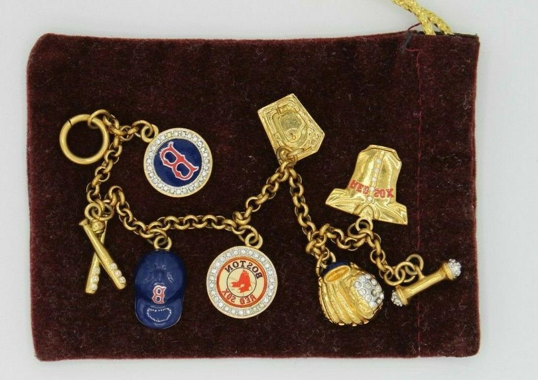 boston red sox bracelet women men collectibles
