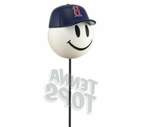 Boston Cap Car Antenna Ball Bobble Buddy