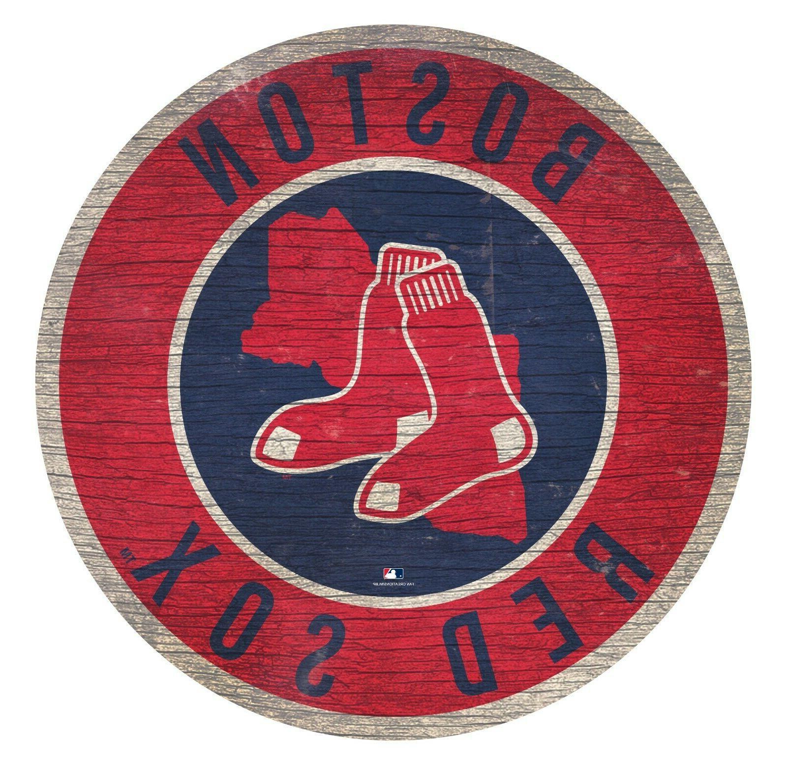boston red sox circle w state football