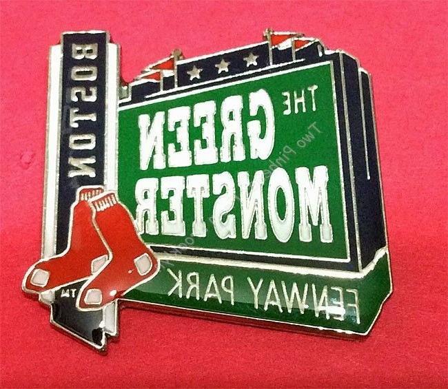 boston red sox fenway park green monster