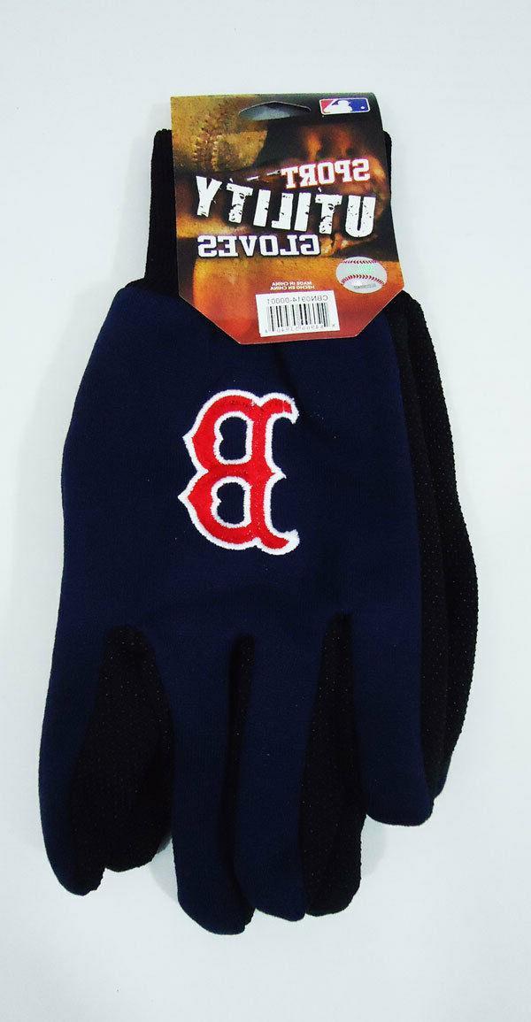 Boston Red Gloves MLB