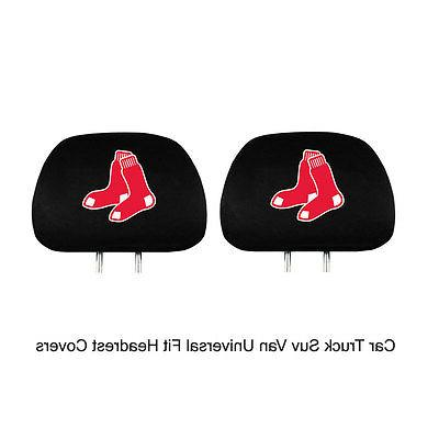 boston red sox head rest