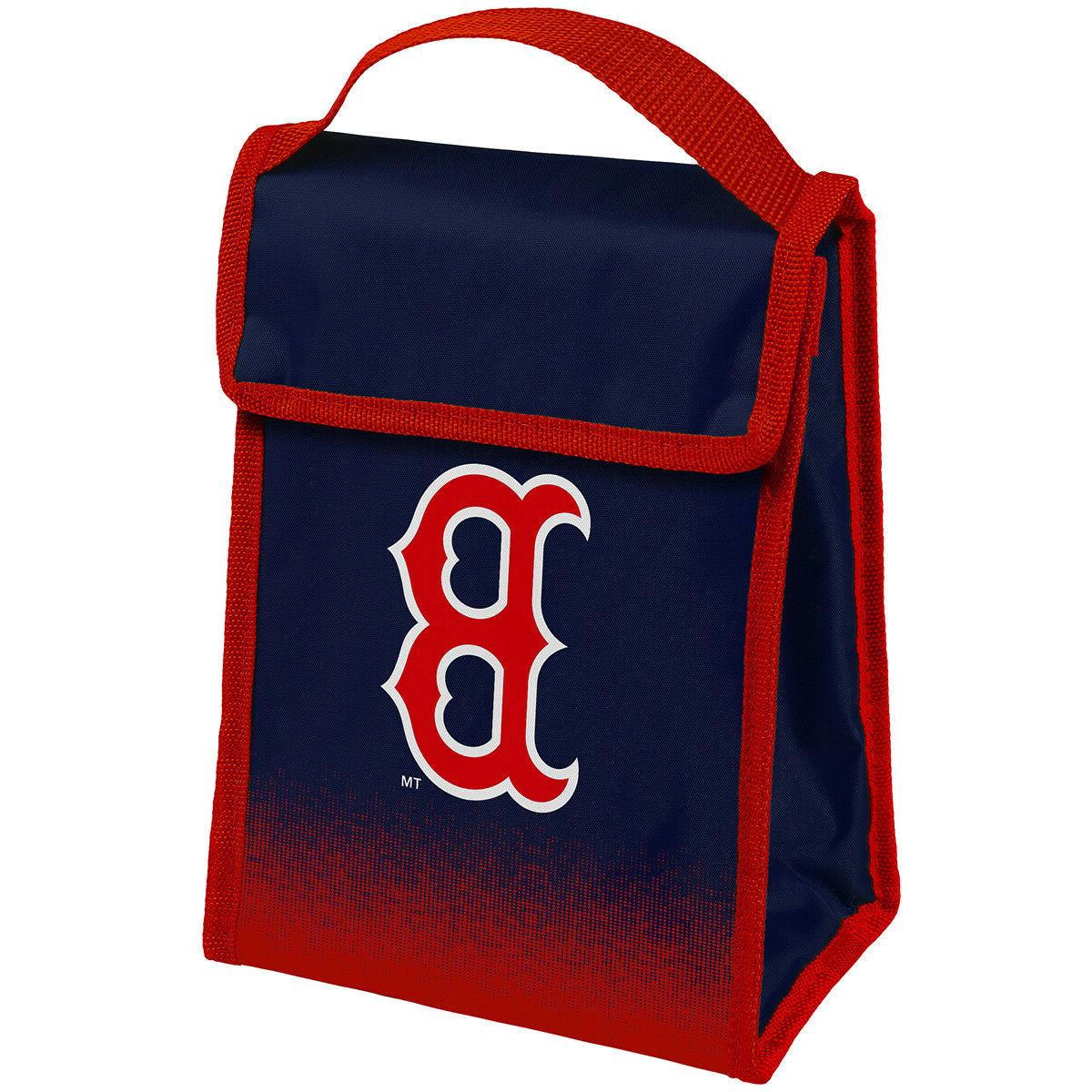 boston red sox insulated lunch bag box
