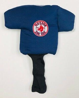 boston red sox jersey golf head cover